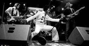 Sanabria Elvis Tribute Artist-Summer Festival